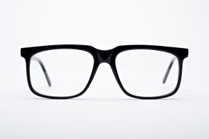 Remy XL glasses in black by Kala Eyewear USA