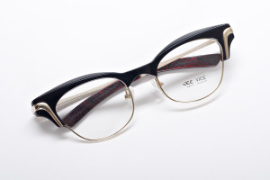 JeeVice - Sexier | Black Retro Cat Eye Glasses