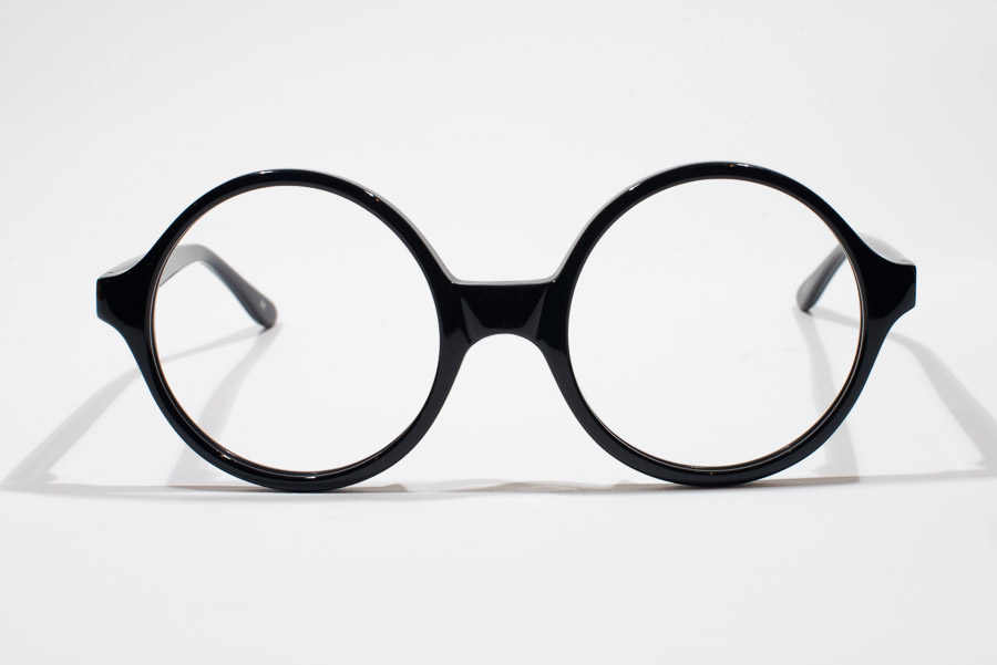 Olivia | Big Round Glasses, Wide and Oversized by Kala