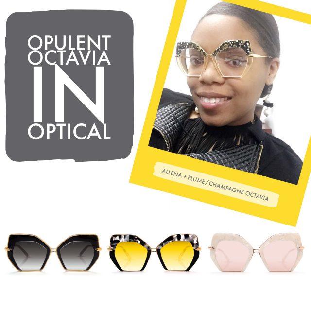 KREWE Octavia, Unique glasses, Houston Allena